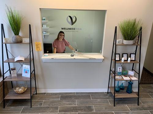 Chiropractic Dallas TX Receptionist at Wellness Vida Center