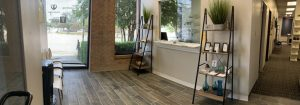 Lobby Area at Wellness Vida Center in Dallas TX